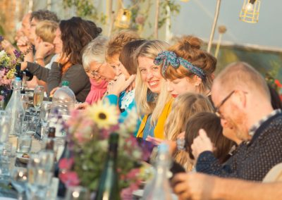 Kit & Kee Catering Garden Diners