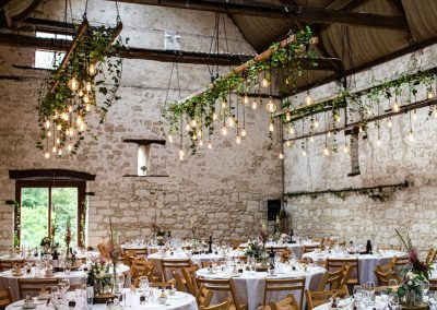 Gorwell Farm Barn Wedding Catering